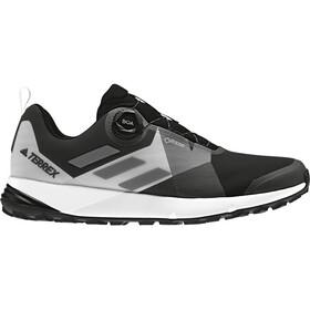 adidas TERREX Two Boa GTX Scarpe Donna, core black/grey four/ftwr white